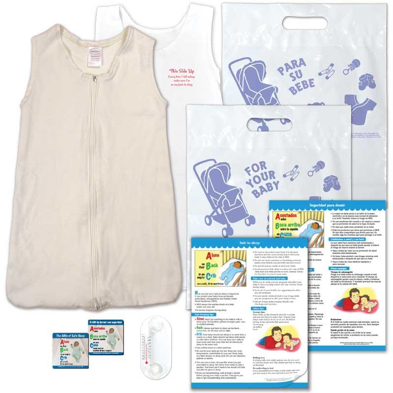 Safe Sleep Kit