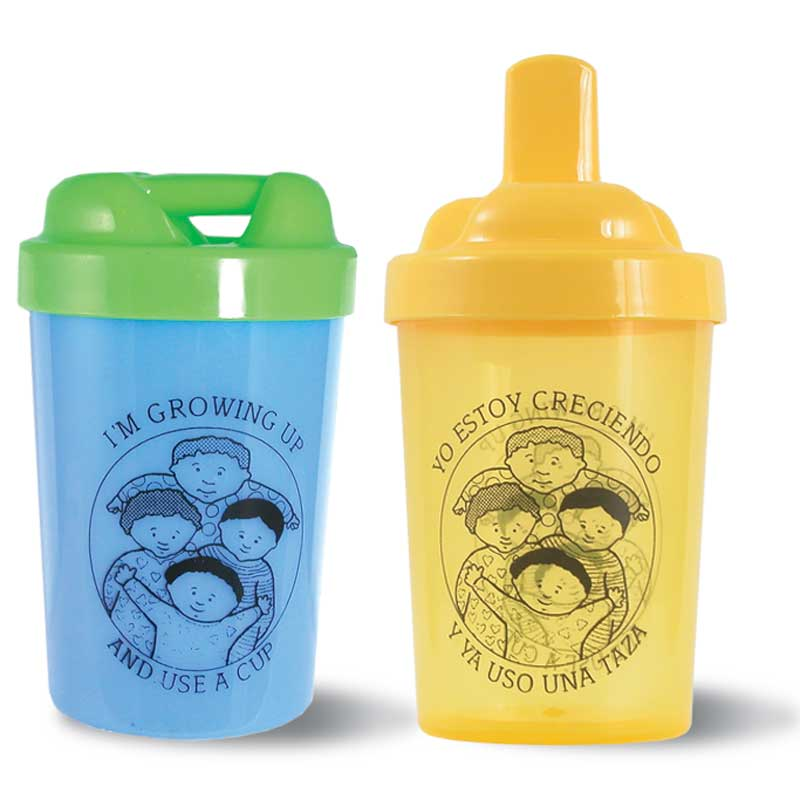 I'm Growing Up sippy cup