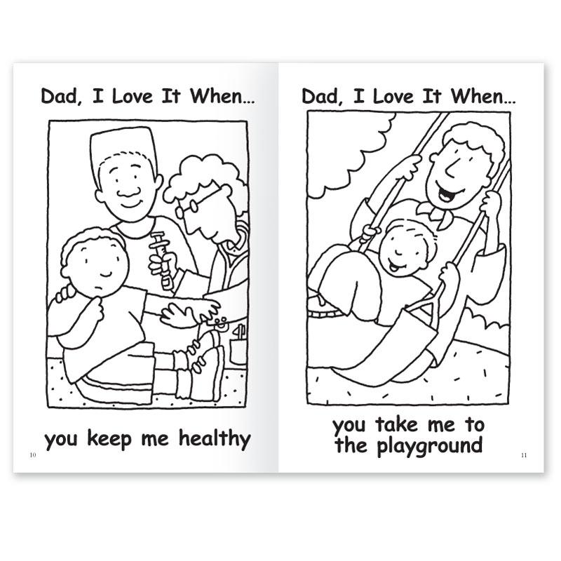 Dad I Love it When