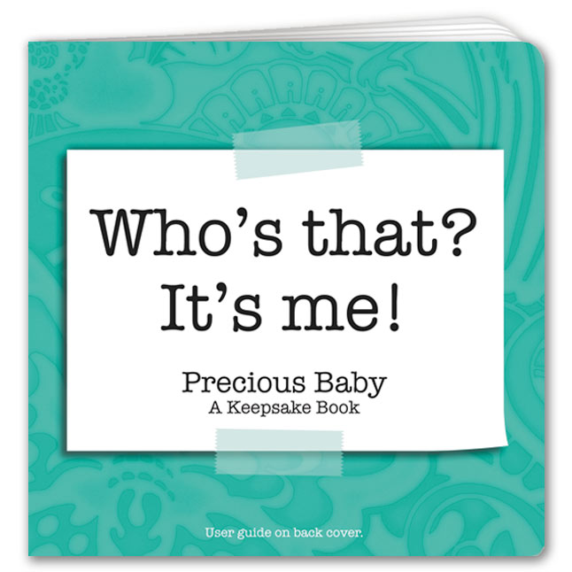Who's That? It's Me! - English