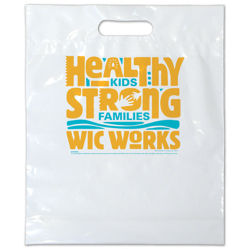 Plastic Bag WIC Works - English