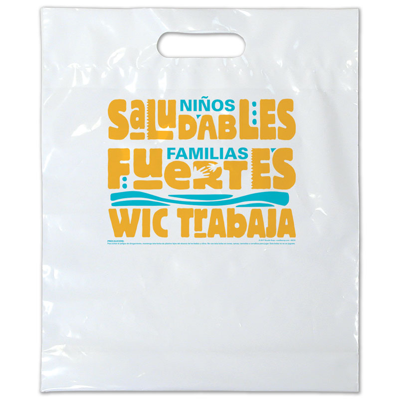 Plastic Bag WIC Works - Spanish