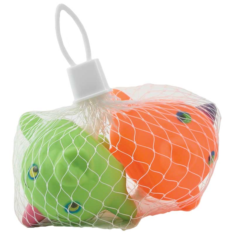 Netted Fish bath toys