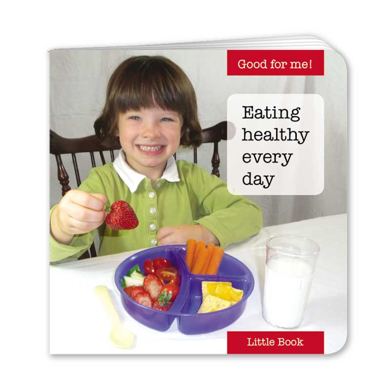Eating Healthy Every Day Little Book