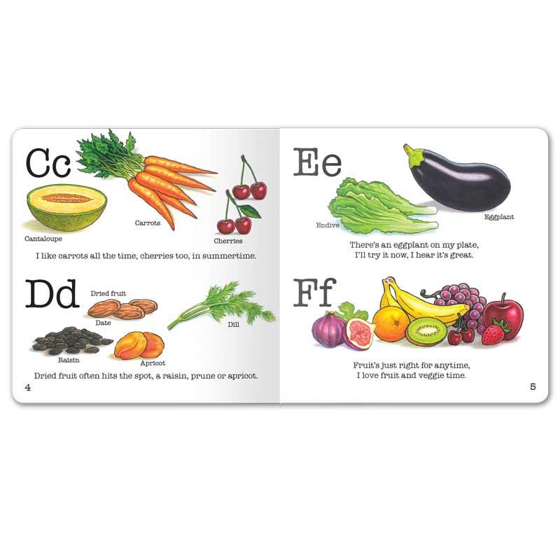 Fruit and Veggie ABC's
