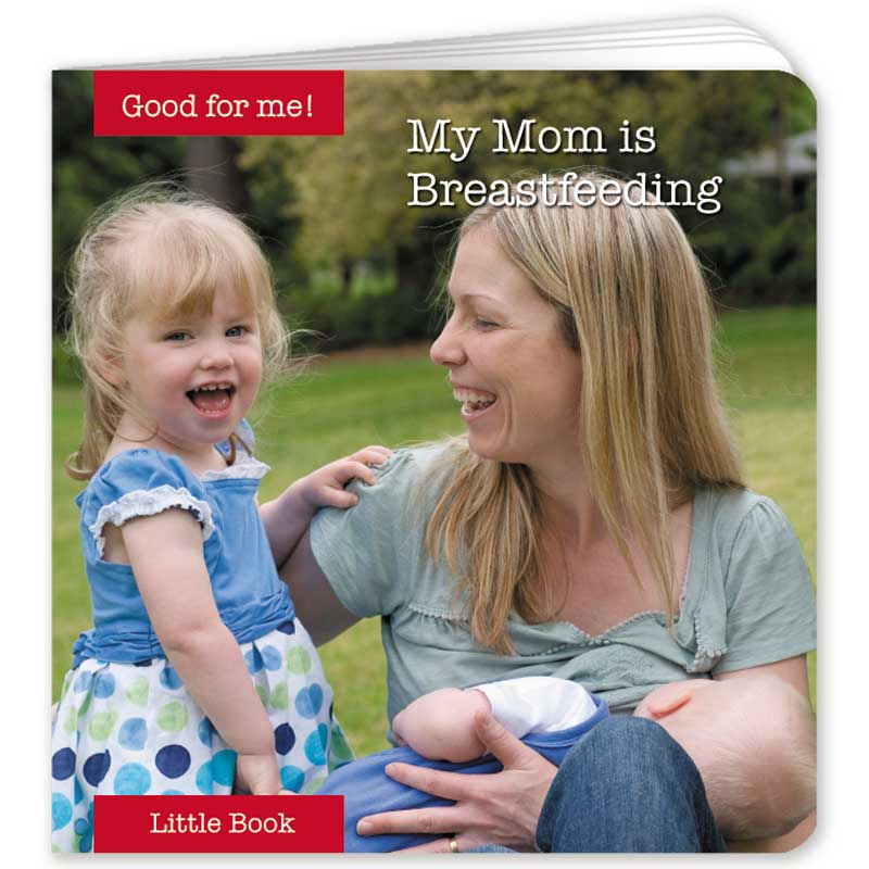 My Mom is Breastfeeding - English