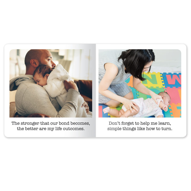 I Am Your Baby Board Book Set #1