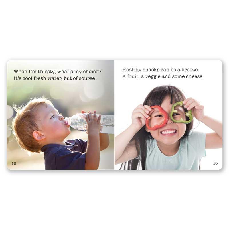 Choose MyPlate Little Book