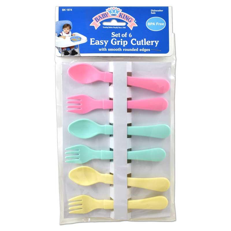 Easy Grip Cutlery