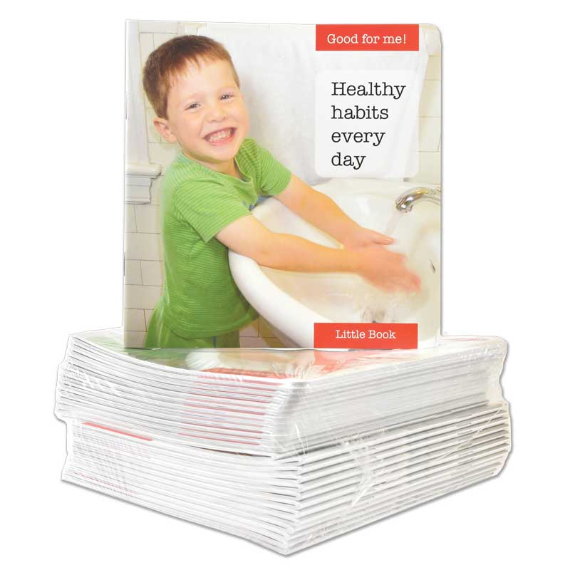 Healthy Habits Healthy Families curriculum kit