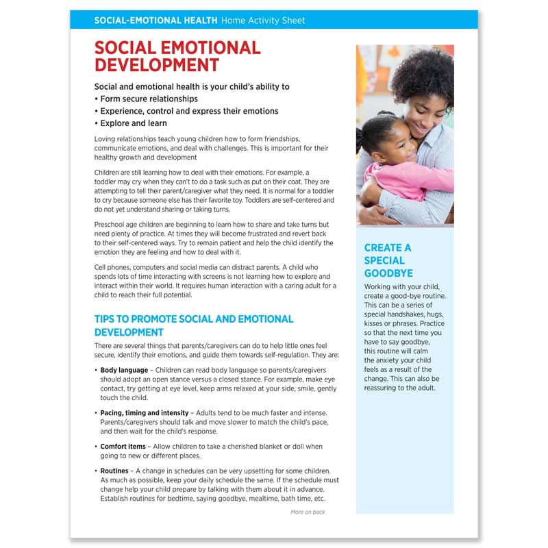 Social Emotional Health curriculum kit