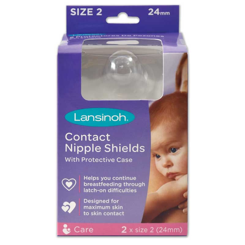 Contact Nipple Shield -24mm